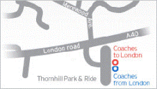 Thornhill Park & Ride