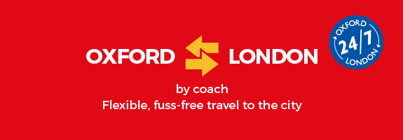 Travel between Oxford and London
