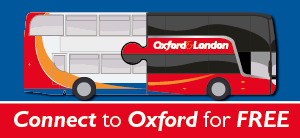 Connect to Oxford for Free for onward travel to London